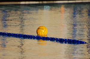 COVID-19 halts water polo, and we talk to the great Natalie Benson