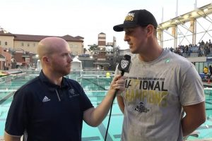 Pod Special: Honorary Texan Greg Mescall, the Voice of US Water Polo